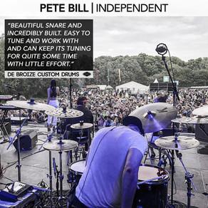 INTERVIEW: Pete Bill