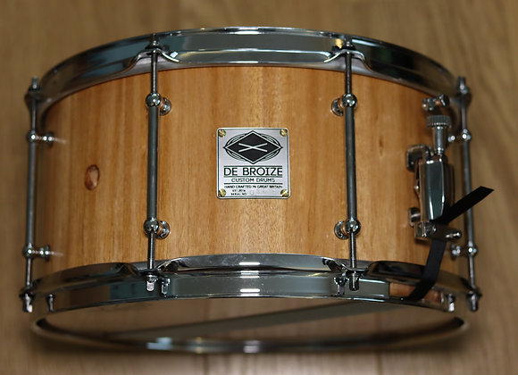 "13""x7"" Koto Stave Snare Drum"