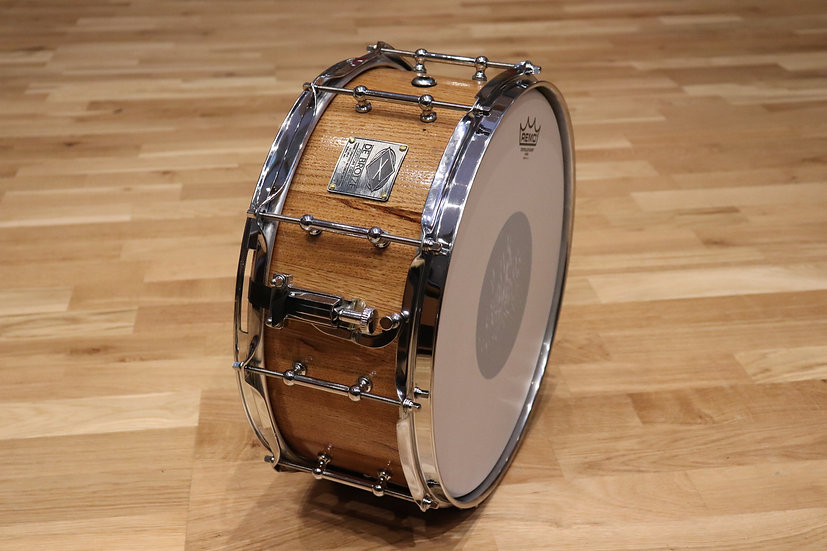 """14""""x6"""" - Oak Stave Snare Drum"""