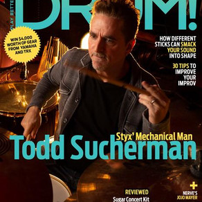 Drum! Magazine Interview