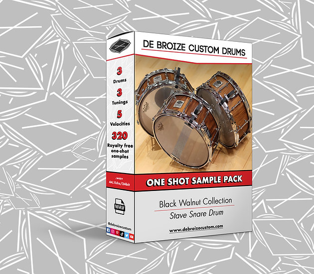 SAMPLE PACK - The Black Walnut Collection