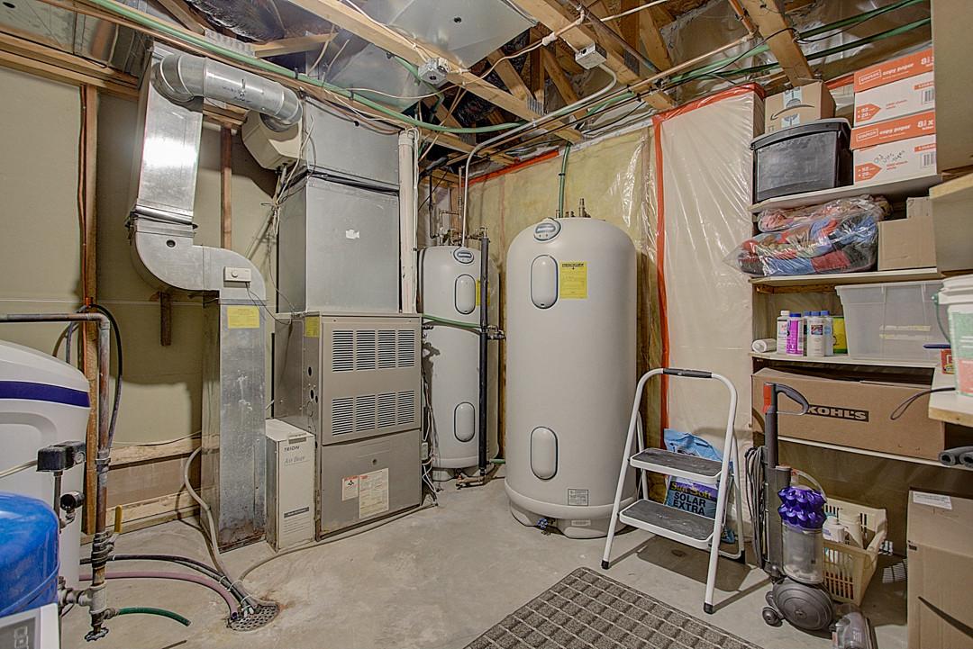 Utility & Storage Space