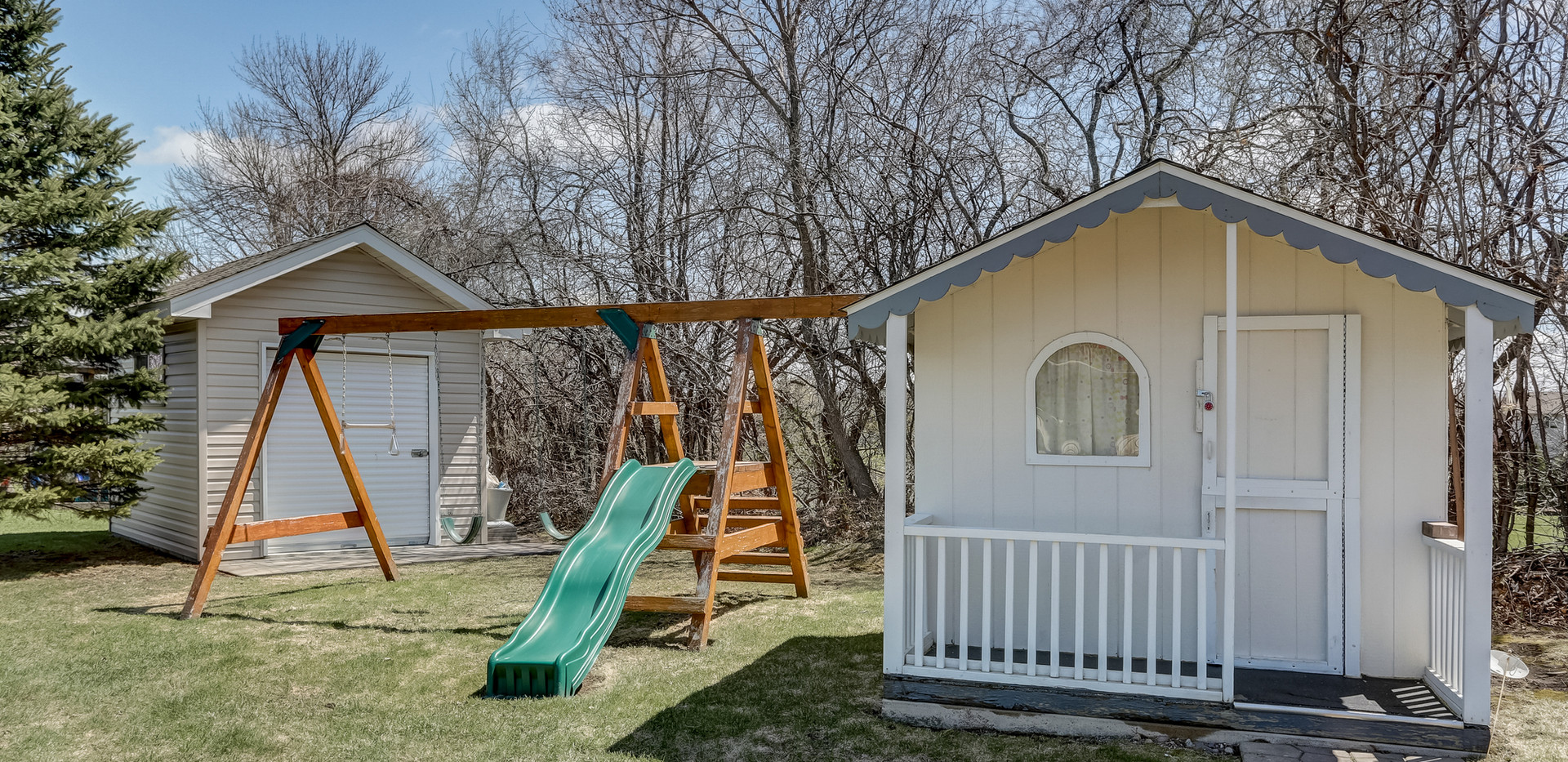 Shed & Play House