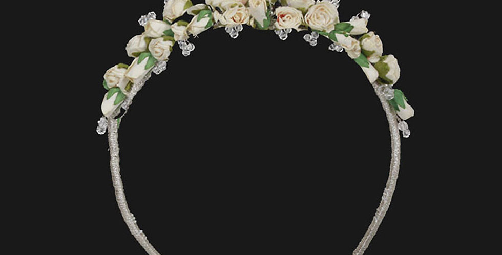 Holly -  Child's Wedding Headband
