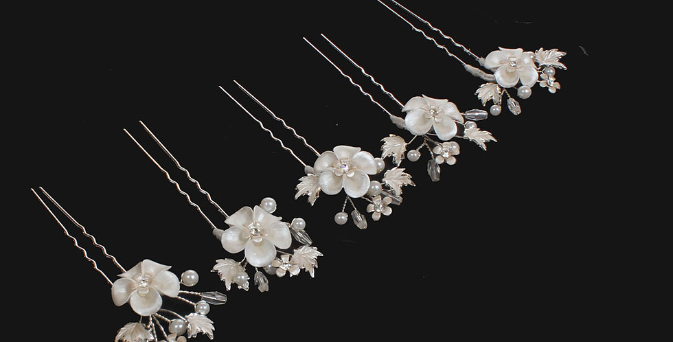 Alba - Wedding Hair Pins