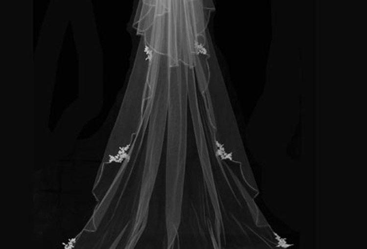 Kyra wedding veil