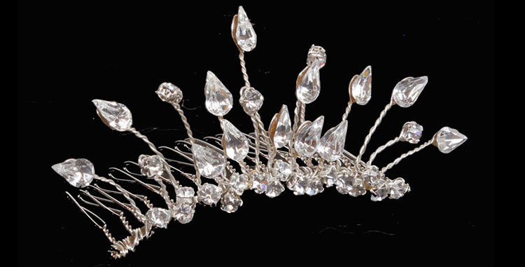 hair comb for brides