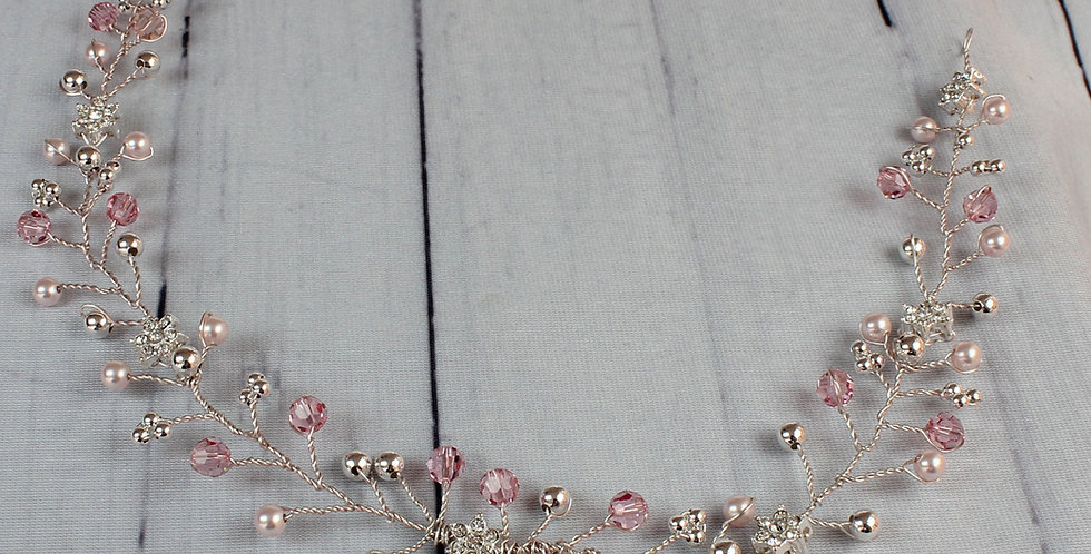 silver hair vines