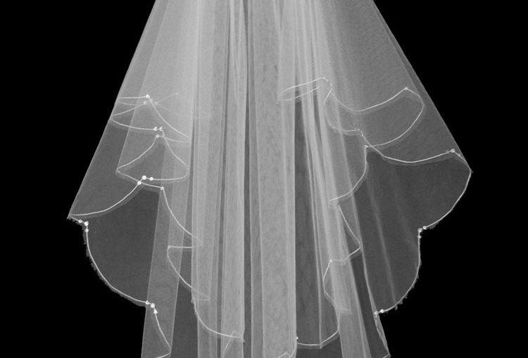 Libby  wedding veil