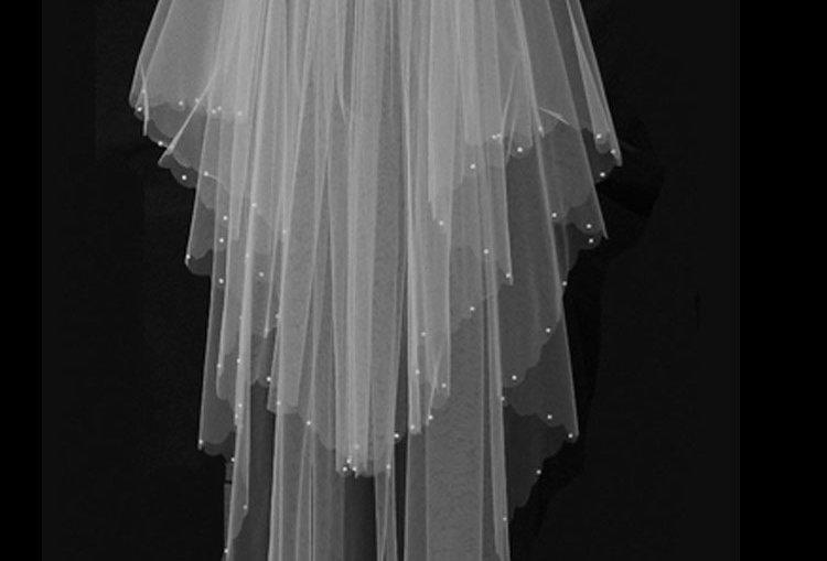 Maren wedding veil