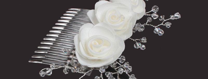 #hochzeithaarkamm #cheveuxdemariagecoimb #panaldeboda #pettinepercapelli#weddinghaircomb #bridalhaircomb #usabride #justengag