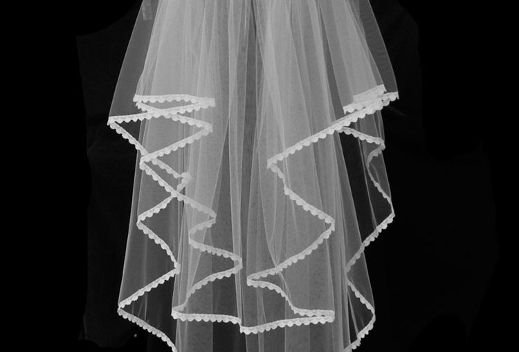 Verity wedding veil