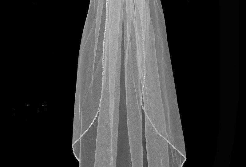 Octavia wedding veil