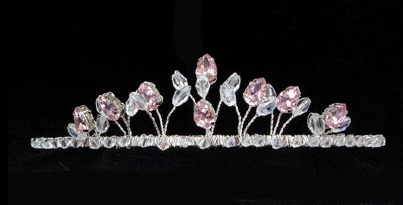 Swarvoski crystal tiara