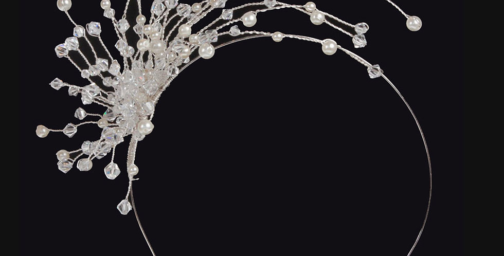 crystal headpiece