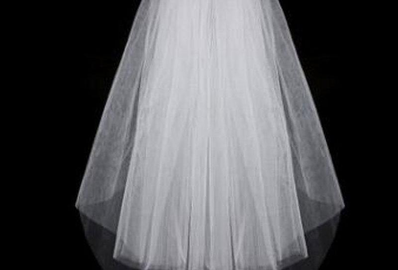 Reeve wedding veil
