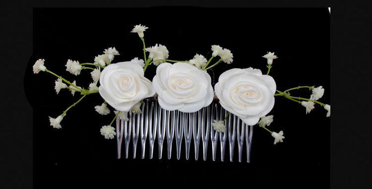 wedding hair comb
