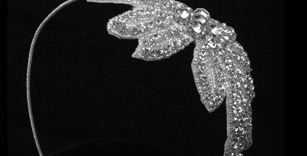 Diadem, diadème de marriage, tiara de boda, Hochzeit Tiara