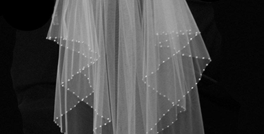 Nara wedding veil