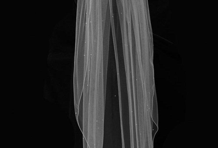 hensley wedding veil