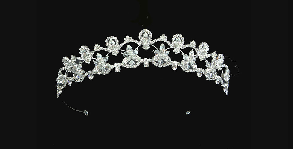 tiaras for brides