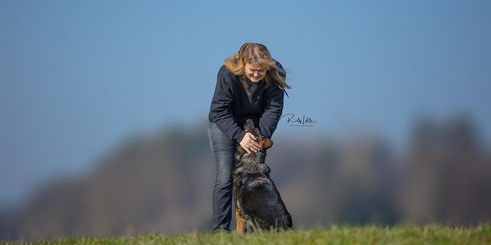 Seminar Hundeerziehung 26. - 28. April