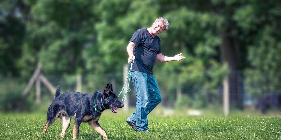 Seminar Hundeerziehung 12. - 14. April
