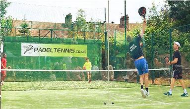 Padel tennis membership