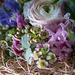 Florale Gefässe
