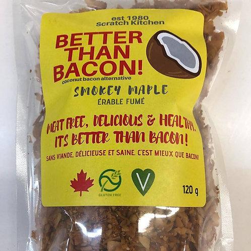 Better Than Bacon Smokey Maple 4pk