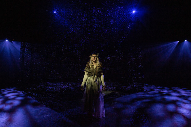 Rachel Michelle as Sabine in The Legend of Sleepy Hollow