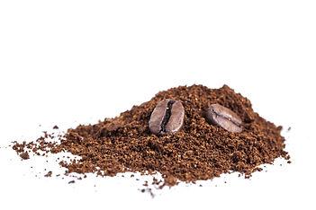 Coffee beans and ground coffee.jpg