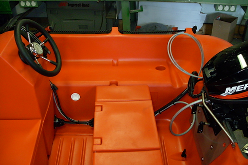 Bench Seat and Storage