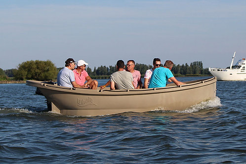 450 WHALY BOAT