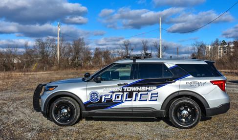 New Patrol Vehicle