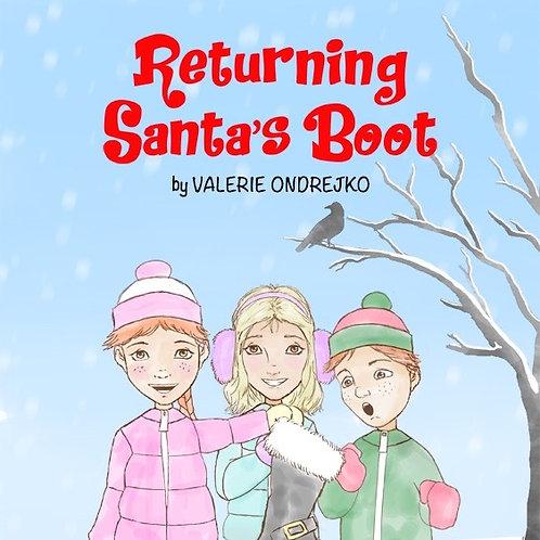 Returning Santa's Boot
