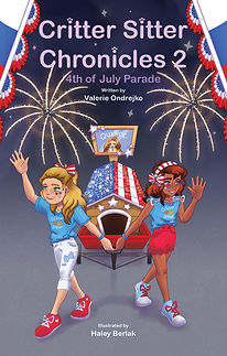 Critter Sitter Chronicles 4th of July FR