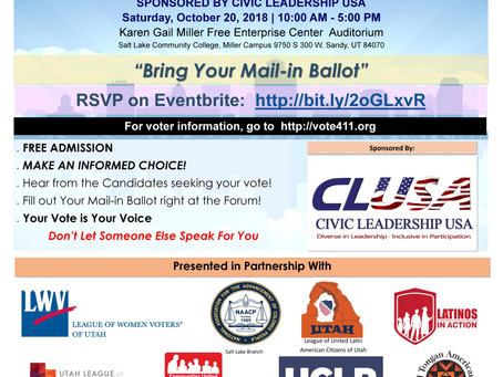 """""""Bring Your Mail-in Ballot"""""""