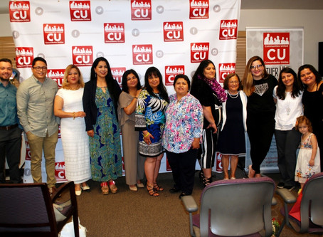 Promotoras Graduation 2018:            New community projects that empower Latino families!