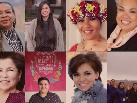 CU and our Program Director, Yehemy Zavala Orozco have been recognized on Womxn's History Month!