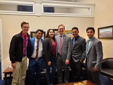 Comunidades Unidas in Washington D.C!