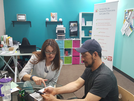 The financial literacy program:  Educating Latinx families to manage their finances.