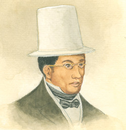 David Ruggles 1810