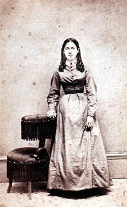 Sarah Jane Woodson Early 1825