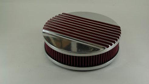 """9"""" Aluminum Round Air Filter"""