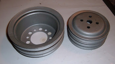 all pulleys for every engine