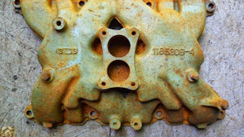 Used 4 Barrel IntakeMid 53-1955