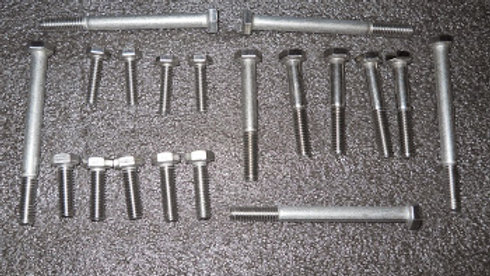 Stainless Steel Bolt Kit for Water Pump and Timing Cover