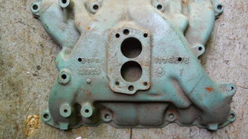 Used 2 Barrel Intake 57-61  364