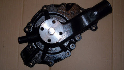 WP4  1957-1958 Rebuilt Pump and Gasket with Heater Fitting